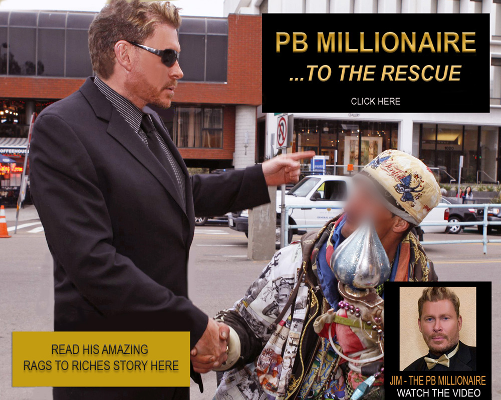 PB Millionaire To The Rescue